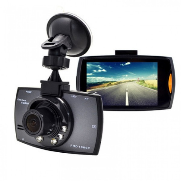 Camera auto video Full HD NightVision +  Card SD CADOU