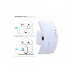 Amplificator de semnal Wireless-N WiFi Repeater