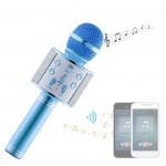 Microfon wireless sistem karaoke